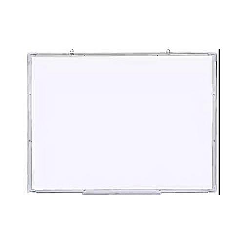 Single Side Magnetic Whiteboard - 4 X 3 Feet (white)