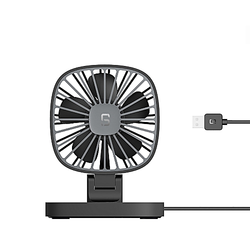 USB 12V Portable Car Air Conditioning Cooler Desktop Mini Fan