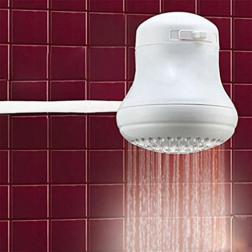 Generic Bathroom Instant Electric Shower Head Water Heater Jumia