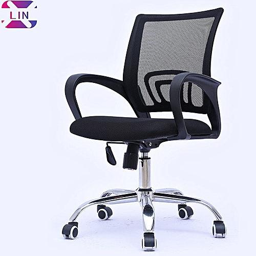 XLIN Executive Adjustable Comfy Padded Mesh Office Chair