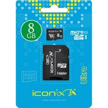 8GB Memory Card - Class 6 HC
