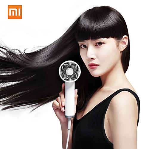 Xiaomi Mijia Zhibai Anion HL3 Quick-drying Hair Tools 220V 1800W 2 Speed Temperature Mi Blow Dryer For Home Travel Portable