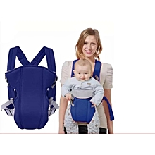 60e9e57085e Breathable Multi-Functional Baby Carrier - Blue