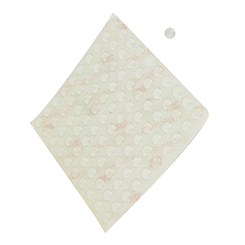 Furniture Clear Rubber Pad Protectors Self Adhesive Anti Sc