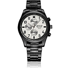 eaec50e7f6b3 Men digital waterproof watch - luminous white