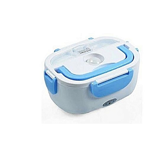 Electric Food Flask/Lunch Box (1 Piece;;