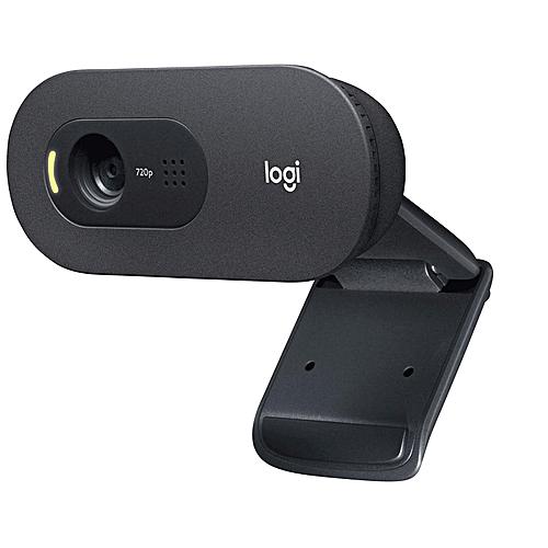 Logitech C270 HD Webcam 720p Picture Capturing & Video Calls