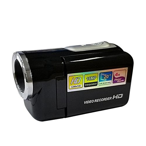 Video Camera Digital Camcorder Mini 4X Zoom 2LCD DVR