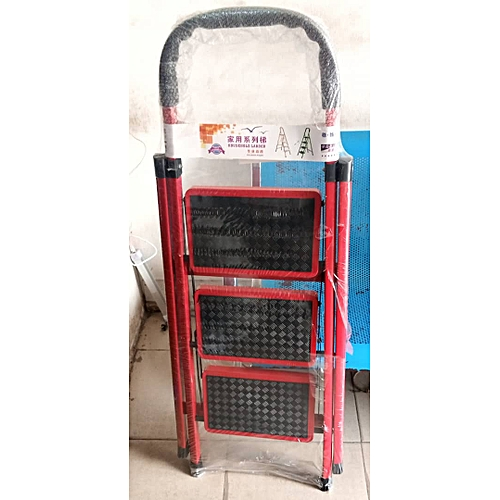 3 Step Folding Ladder - Folding/Platform
