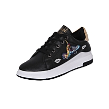 c80a70e1355 Eaglesheight Ladies Sneakers - Black