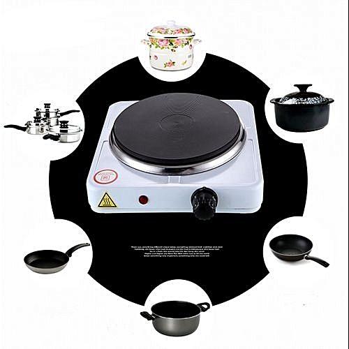 1000W Electric Burner Stove Hot Plate Portable Kitchen Cooker Coffee Pot Heater 220V EU Plug