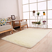Fluffy Rugs Anti Skid Gy Area Rug Dining Room Home Bedroom Carpet Floor Mat