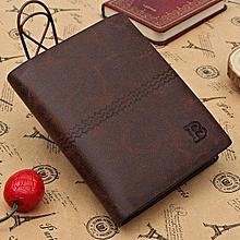 b7456041a181 GENUINE Leather Men  039 s Wallet Business Credit Card Holder Money Purse  Bifold Gift