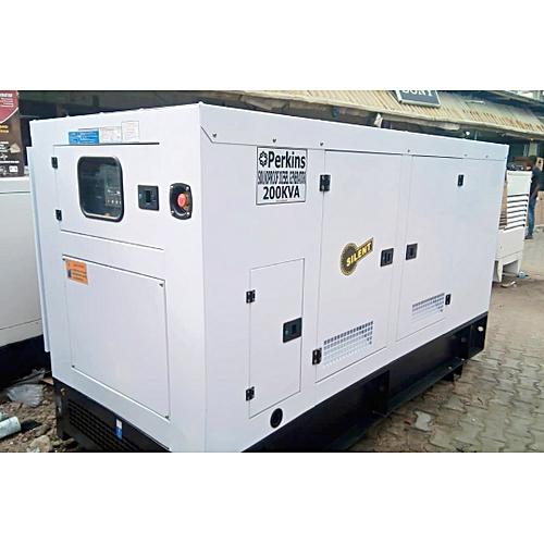 200 KVA Sound Proof Diesel Generator
