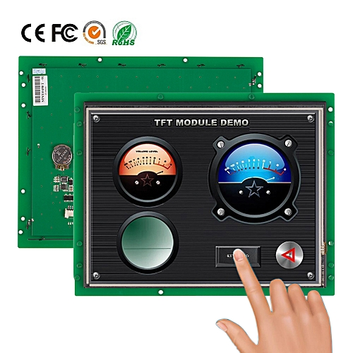 """STONE 10.4"""" TFT LCD Smart Home Touch Control Panel"""