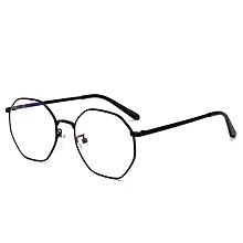 3bb936e6ec6 Metal Frame Anastigmatic Glasses Optical Mirror Men And Wome