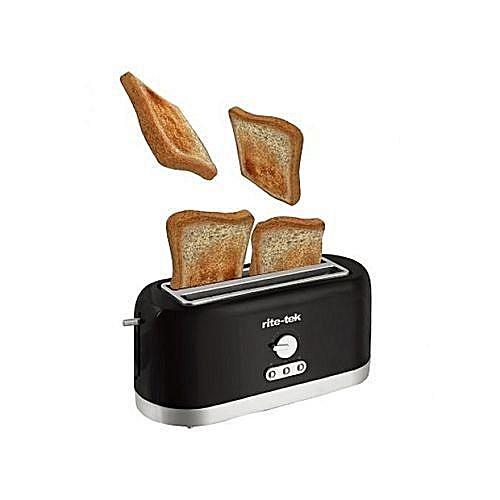4 Slice Bread Pop Up Toaster