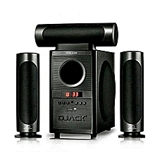 X-Bass Multimedia Bluetooth Speakers System DJ-903L for sale  Nigeria