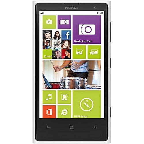 Lumia 1020 - White