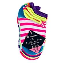 91cef94936 Faded Glory Girls' Pull On Bermuda Shorts. ₦ 4,500. 10-12Years · No Show  Girls Neon Socks - Colourful