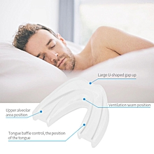 Stop Snoring Solution Anti Snore Mouthpiece Guard Bruxism Tray Sleeping Aid Mouthguard