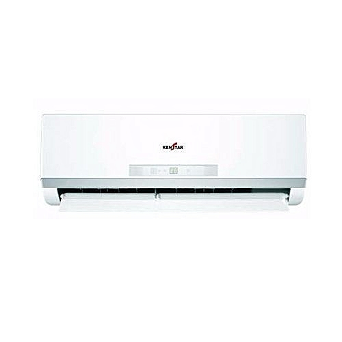 KENSTAR 1HP SPLIT AC WITH FREE KIT