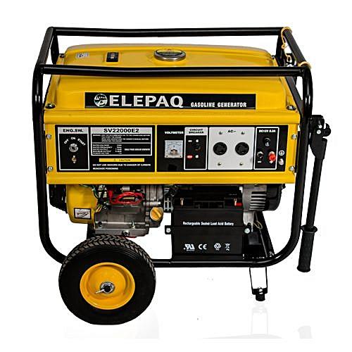 Elepaq 12kva Key Start Generator