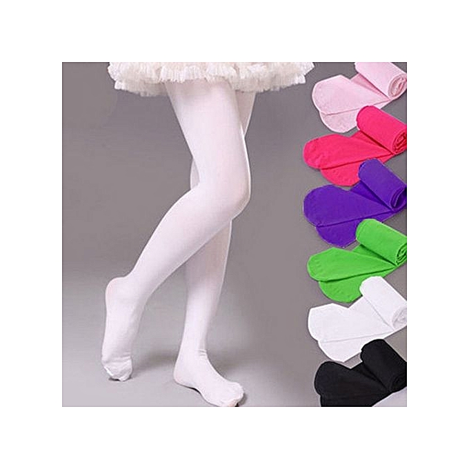 82d02b3a381bf Child Toddler Baby Kids Girl Tights Socks Stockings Pants Hosiery Pantyhose  Soft