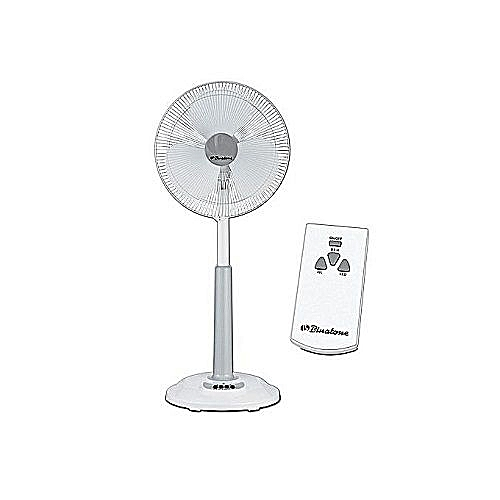 Rechargeable Standing Fan With Remote RSF 1602R