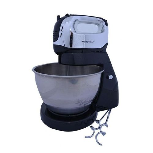 Electric Cake Mixer ~ Master chef unique electric cake mixer with rotating bowl
