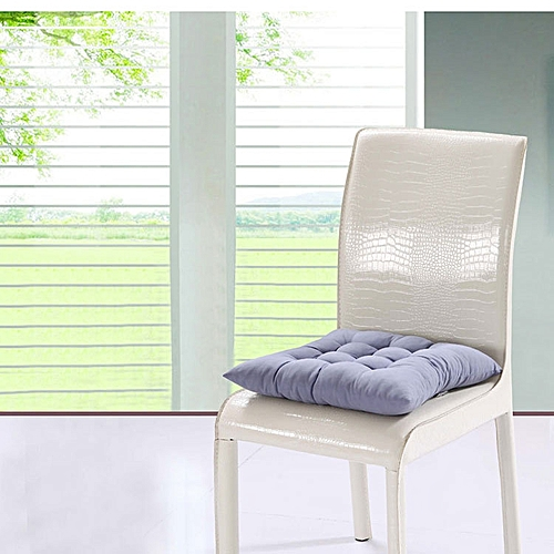 Pure Color Brushed Solid Tatami Chair Seat Sofa Meditation Floor Cushions Home Office Seat Cushion