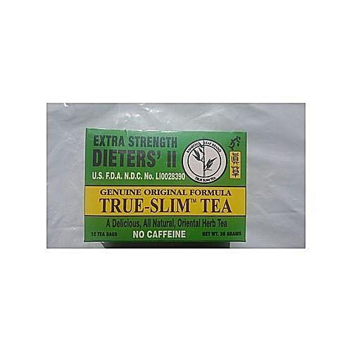True Slim Tea - Healthy Dieters For Weight Loss