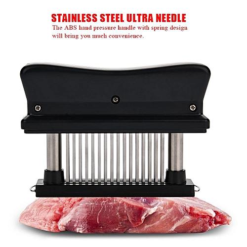48 Stainless Steel Ultra Needle Blade Tenderizer For Tenderizing Steak