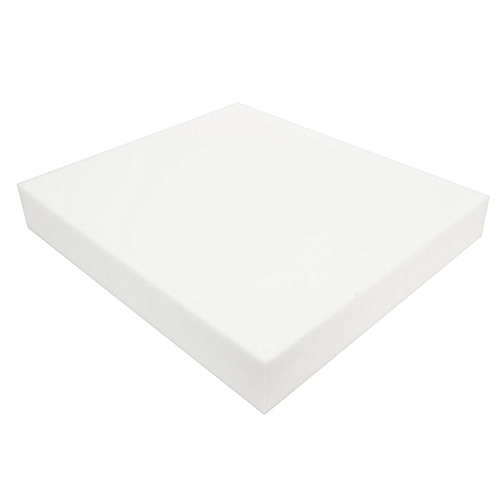 Square Foam Sheet Upholstery Cushion Replacement - FREE SHIPPING # 10cm