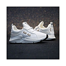 hot sale online f1364 d18b4 Premium White Female Sneakers