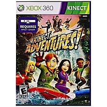 KINECT ADVENTURES (Kinect Game) for sale  Nigeria