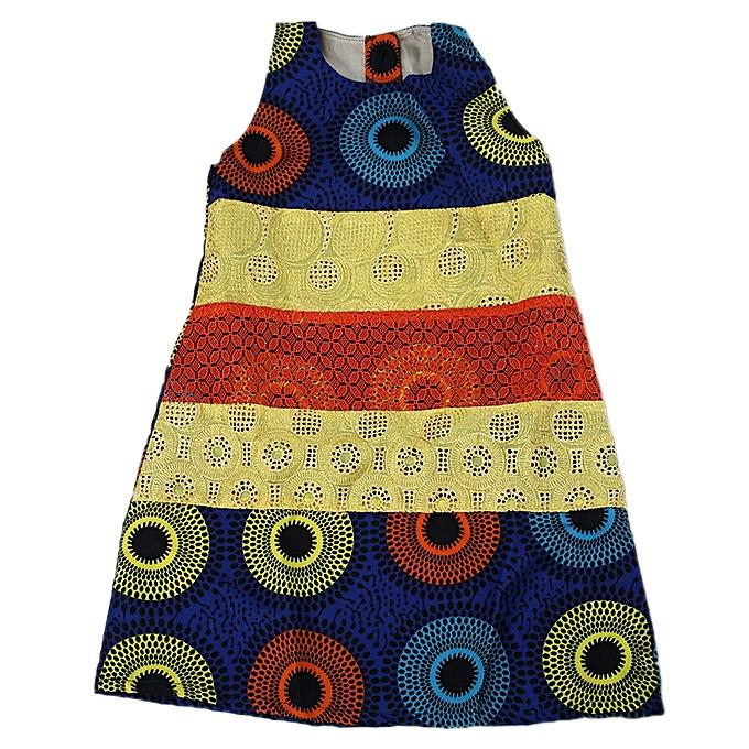 Ankarathings Designs Children Ankara Dress Jumiacomng