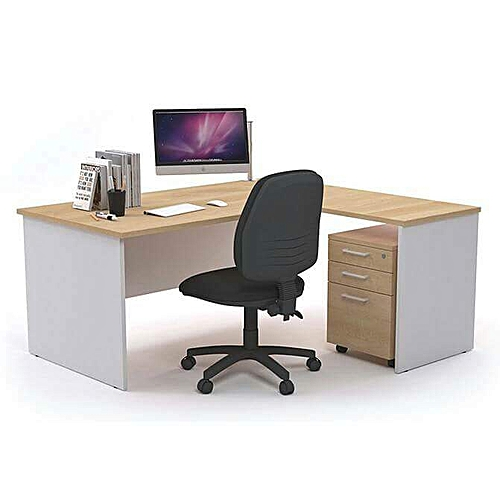 Office/ Home Office Table And Office Chair Combination
