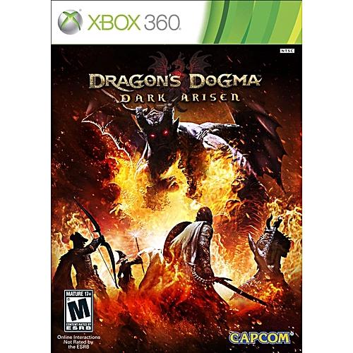 Dragon's Dogma:Dark Arisen Xbox 360