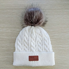 7a52813ef40 Baby Beanie For Boys Girls Cap Cotton Letter Knitted Ball Warm Children Hats
