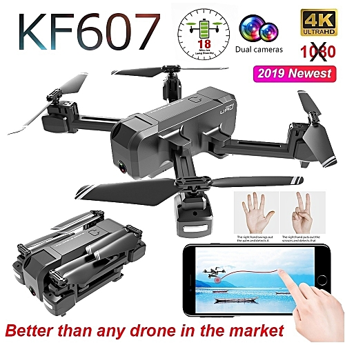 Wifi FPV Quadcopter With 4K/1080P HD Dual Camera