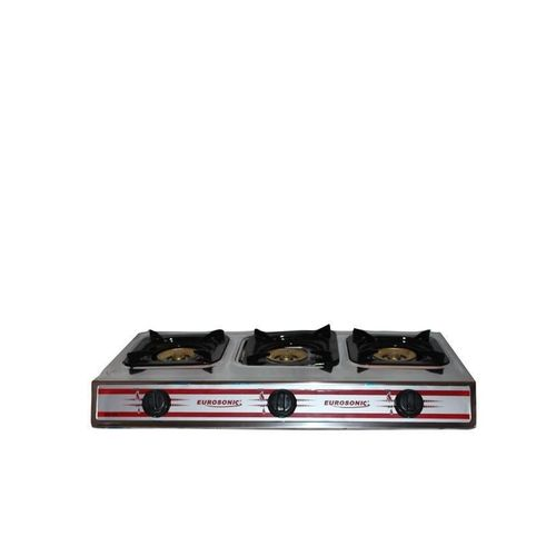 Eurosonic Gas Cooker Stove With 3 Burners Buy Online