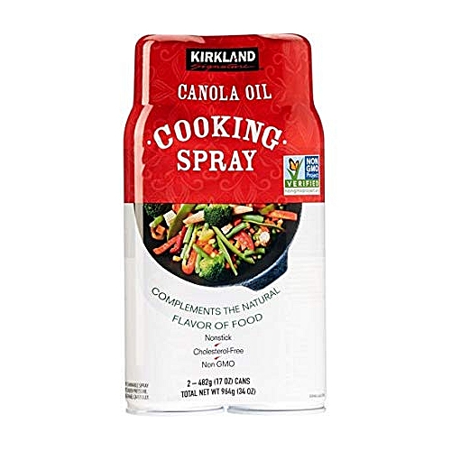Canola Oil Cooking Spray Pack Of 2