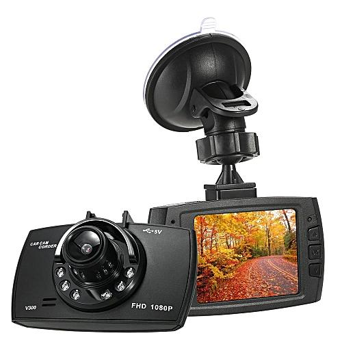 Full HD 1080P Car DVR Camera G30 140 Degree Dashcam Video Registrars For Cars Night Vision/G-Sensor/Motion Detection Dash Cam WKMALL