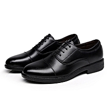 Explosion Models Men  039 s Leather Shoes Three Joint Men  039 s a628dcd5b