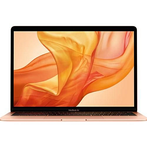 MacBook Air 13inch Intel Core I5 1.6GHZ 8GB 128GB Mac OS GOLD 2018 (Newest Version) GOLD