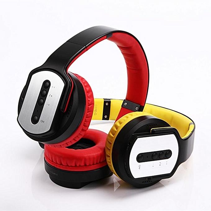 Generic Headsets, MH2 Wireless Bluetooth Headset Earphones Twist-out Speaker Bluetooth 2 In 1