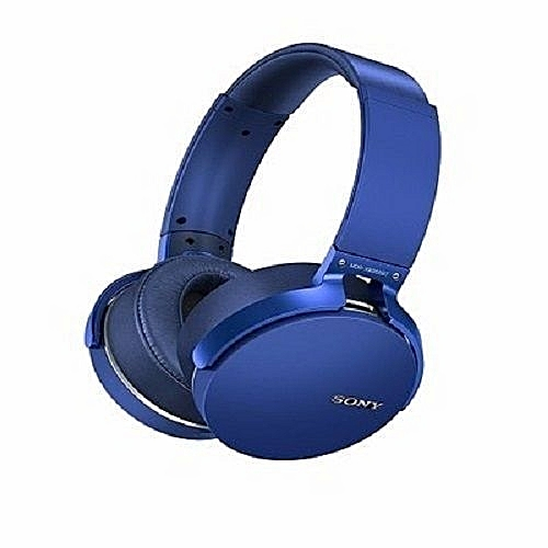 Sony Extra Bass Bluetooth Headset BLUE