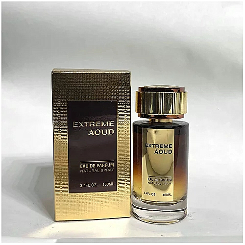 Extreme Aoud Perfume For Men - 100ml