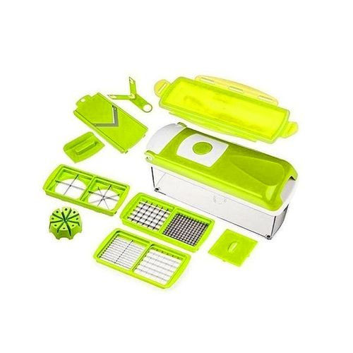 Nicer Dicer Multi-Chopper Set - Green